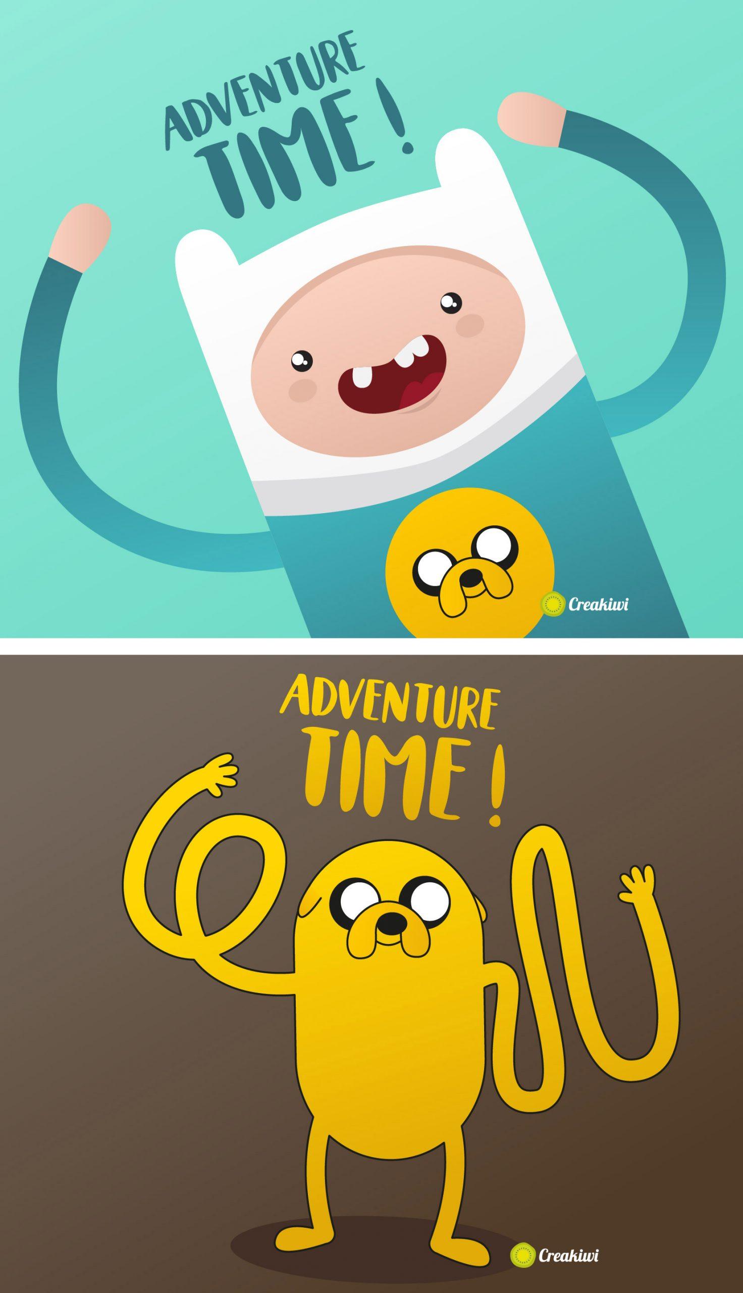 Fanart Adventure time