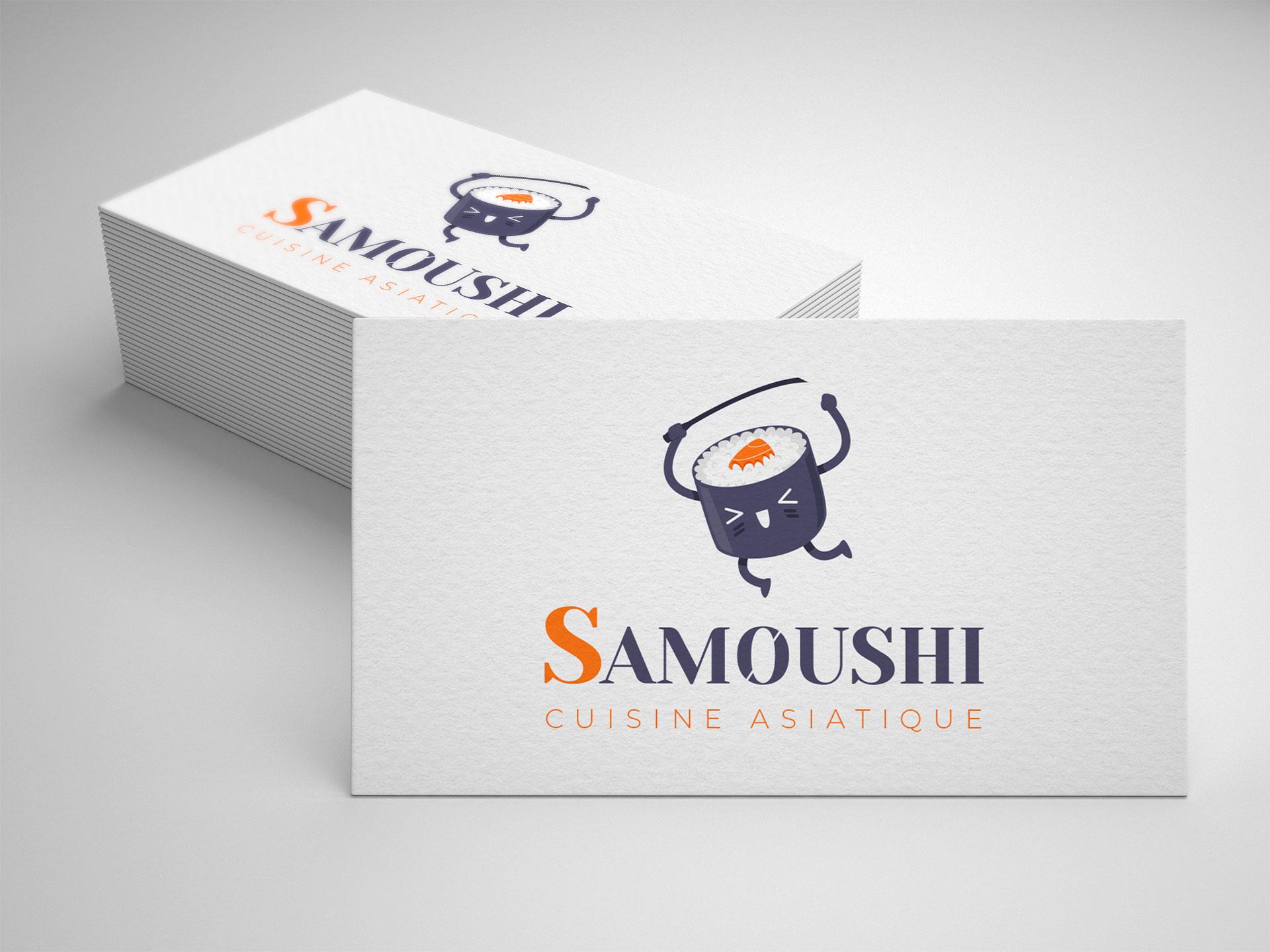 Samoushi Logo Challenge
